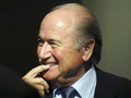 Blatter boost after Champagne exit