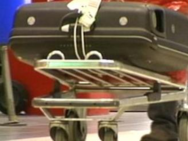 Luggage - One of the main issues of complaints