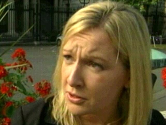Lucinda Creighton - Treaty strengthens EU peacekeeping role