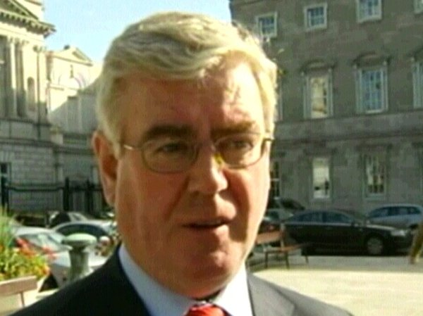 Eamon Gilmore - Call for Taoiseach's resignation