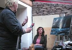 Linda Graham and Anna Nolan