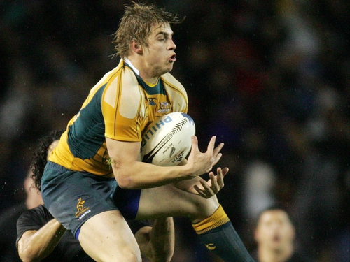 Drew Mitchell has escaped suspension for his sending-off against New Zealand