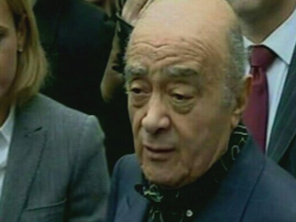 Mohamed al Fayed - Accepts inquest verdict with reservations