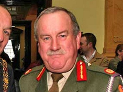Pat Nash - To head EU force in Chad