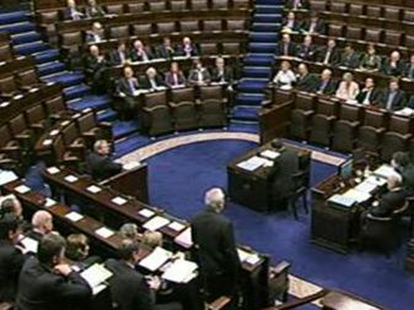 Dáil - New session starts tomorrow