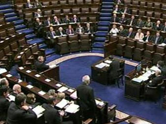 Dáil Éireann - Changes to constituencies