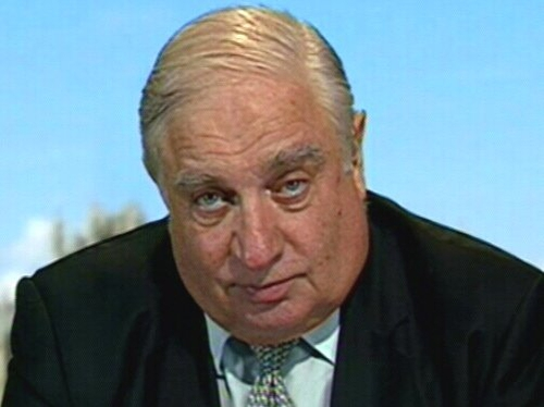 Peter Sutherland - Spoke at ceremony