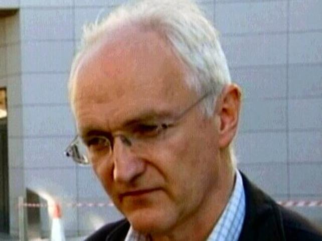 John Gormley - Seeking a ban on incandescent bulbs