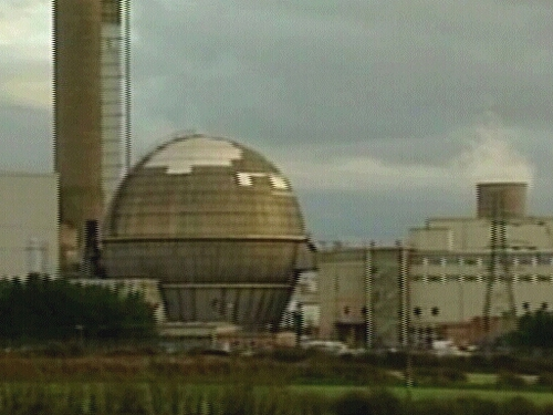 Sellafield - Study of 1957 fire