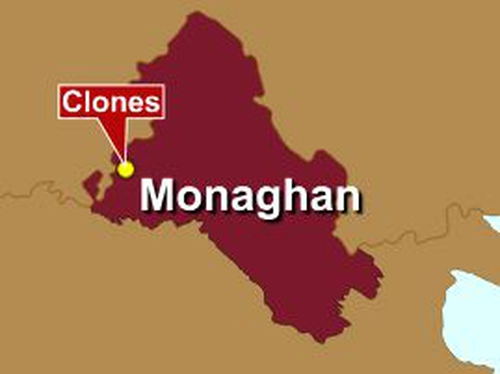 Clones - Fire at halting site in the town