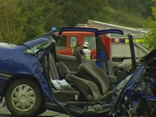 Cork - Fatal crash near Kanturk