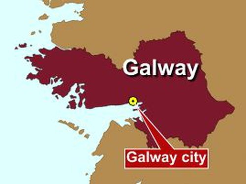 Galway  - One man dies in crash