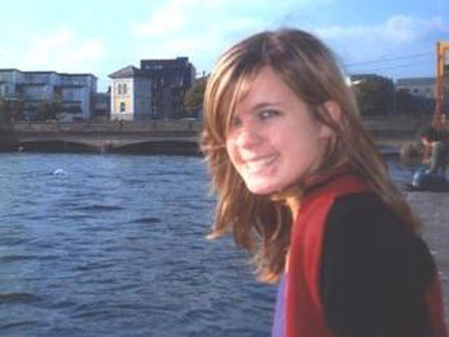 Manuela Riedo - Pictured near Spanish Arch in Galway