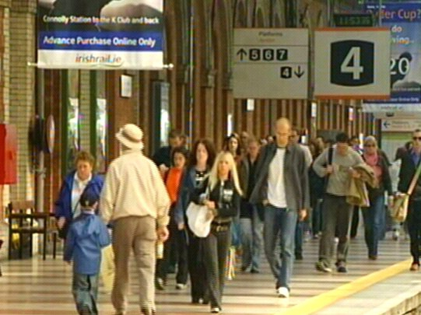 Rail services - 5% rise in ticket prices