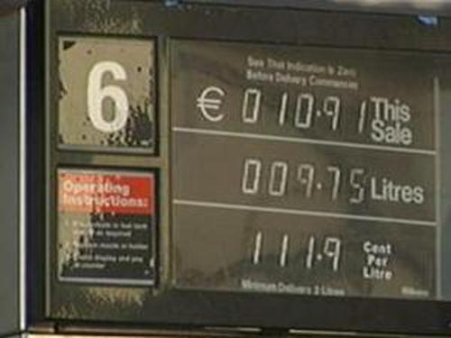 Petrol stations - Smuggled oil was delivered