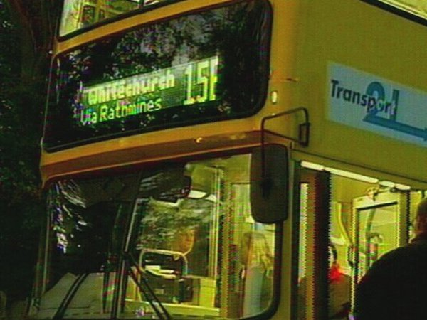 Dublin Bus - 10% of fleet to be withdrawn