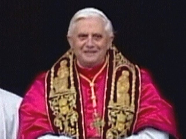 Pope Benedict XVI - No mention of abuse scandal during Good Friday procession