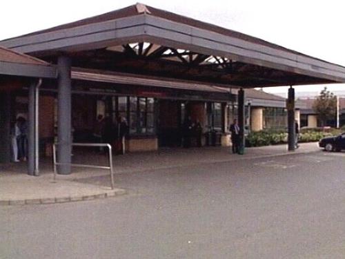 Tallaght Hospital - First death from swine flu