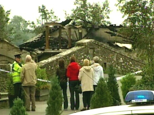 Bunratty - Cause of the blaze still unknown