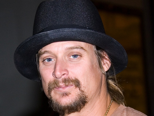 Kid Rock - Arrested after fight
