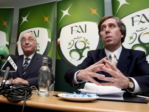 John Delaney & the FAI board have signed off on another important deal for the Association