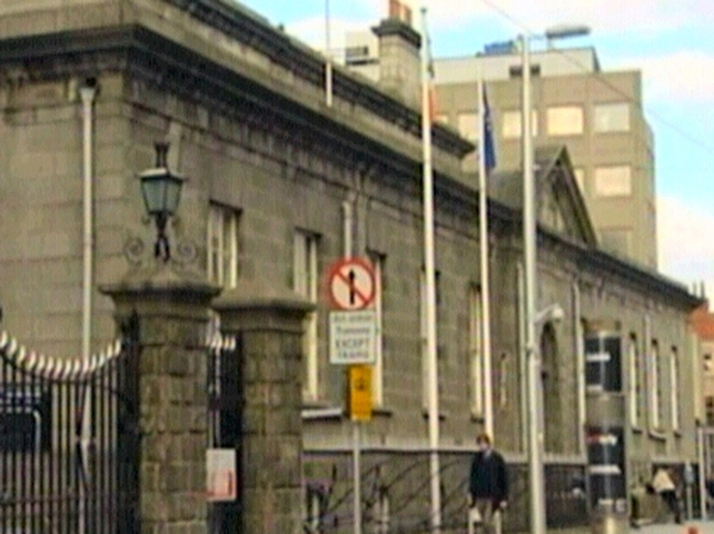 Dublin District Court - Hoax device found