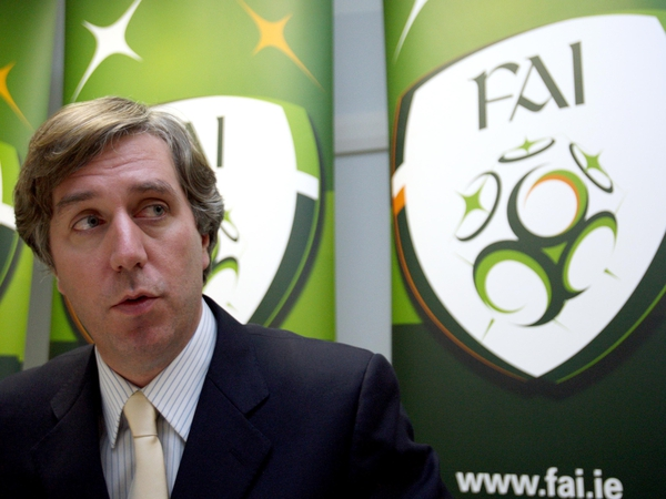 FAI supremo John Delaney will meet with his Northern counterpart in January