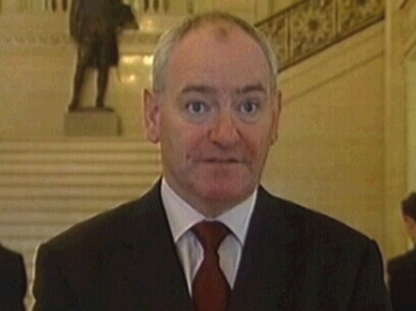 Mark Durkan - Will step down after general election