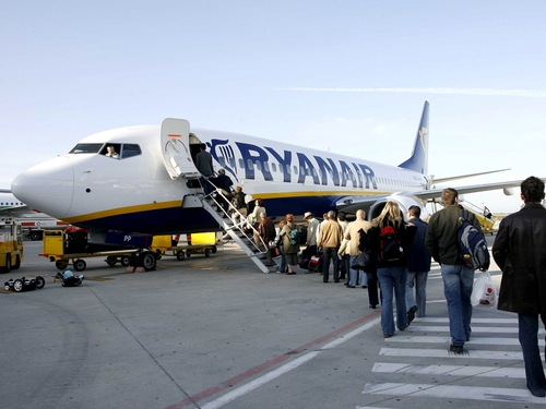 Ryanair pilots  - Unions opted out of re-hearing