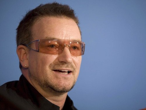 Bono - Called for FIFA to reinstate Ireland