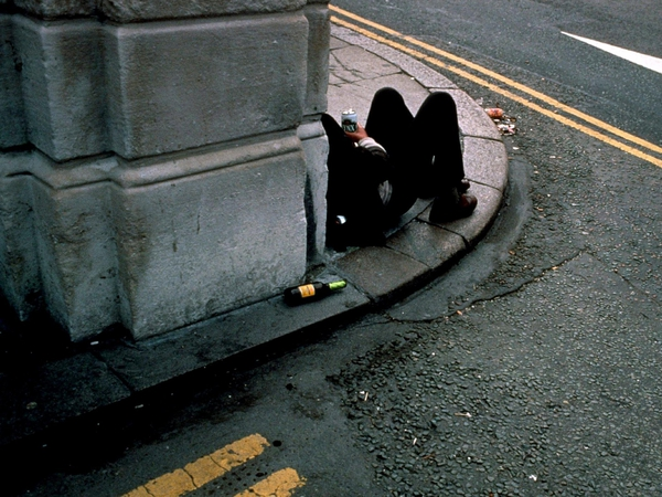 Homeless - Over 100 people sleeping rough in Dublin