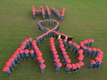 What progress has been made in fighting the AIDS epidemic at home and abroad?... Della Kilroy investigates
