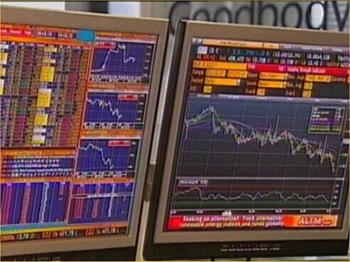 Markets - Banking shares hit hard