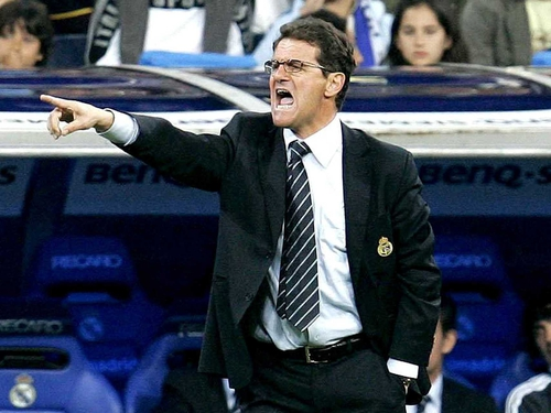 Fabio Capello's England contract sees him become the highest paid manager in the sport