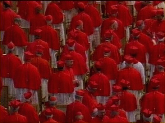 In Rome talks on the process of electing the next pope have got underway.