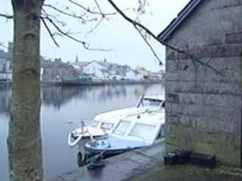 Shannon - Falling water levels