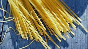 Richard Corrigan's Red Wine Spaghetti with Pecorino Cheese
