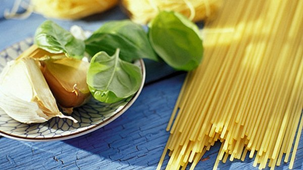 Fresh Tagliolini with Shredded Brussels Sprouts, Sage and Pine Nuts: Denis Cotter