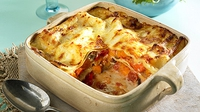 Butternut Squash Lasagne with Sage and Walnuts - This recipe is a dinner party saviour.