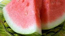 Grape, Melon and Pomegranate