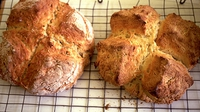 Soda Bread - Donal Skehan shows us his recipe for soda bread.