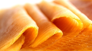 Tartare of Salmon: Thomas Haughton