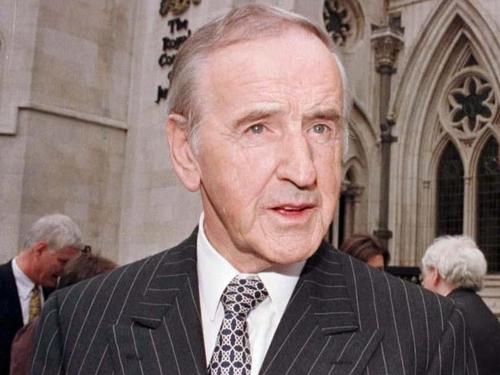 Albert Reynolds - Ex-Taoiseach has cognitive impairment