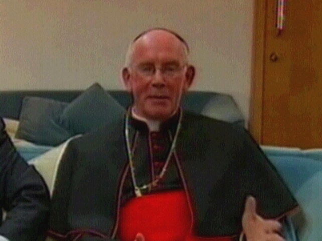 Seán Brady - Cardinal sats Irish bishops are united