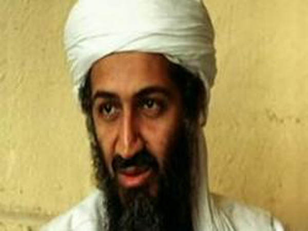 Osama bin Laden - Posts an audio message on a website