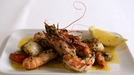 Chilli and Garlic Prawns and Scallops - A flavoursome and tasty dish.