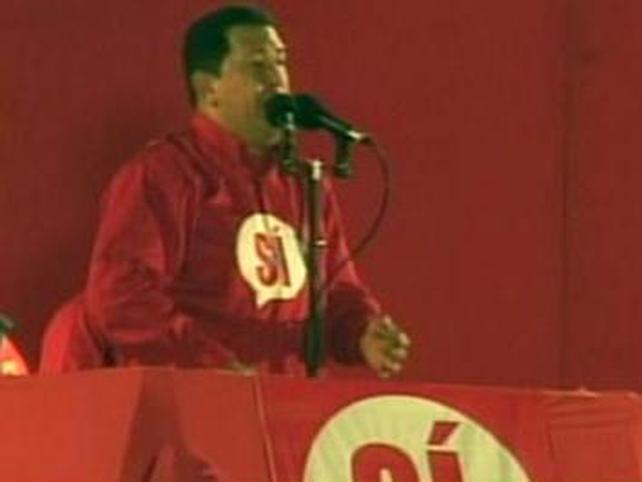 Hugo Chavez - Wants to extend barter scheme