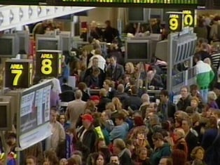 Dublin Airport - Travel disruption likely