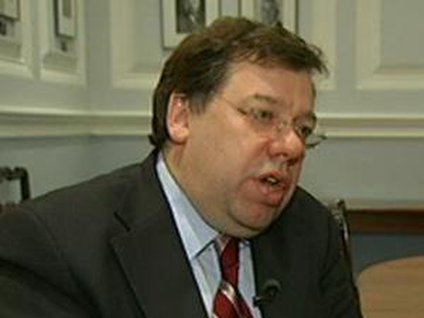 Brian Cowen - Spending growth to moderate