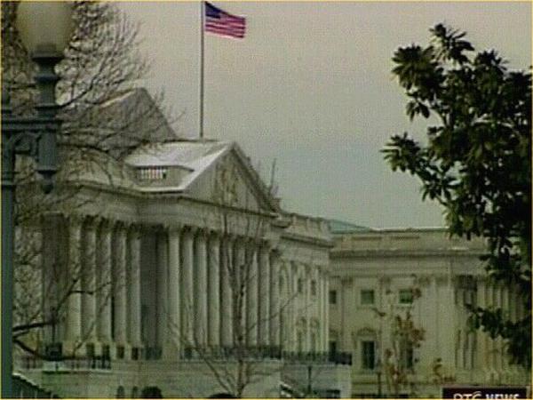 Washington - Bertie Ahern invited to address US congress